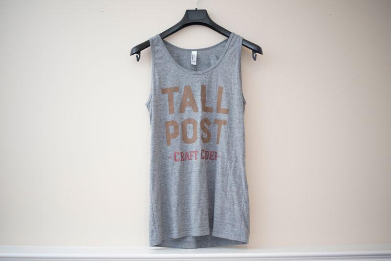 Tall Post Craft Cider Shirt