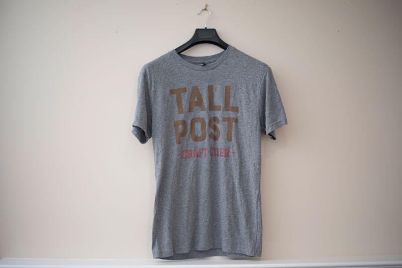 Tall Post Craft Cider T-Shirt